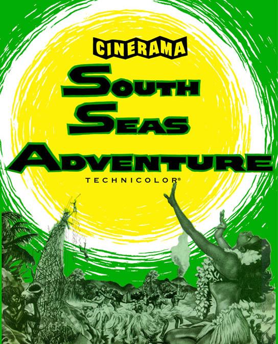 South Seas Adventure [2 Discs] [blu-ray/dvd] [1958] 23052769