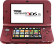 Nintendo - New 3DS XL - Red