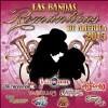 Las Bandas Románticas De América 2015 - Various - CD