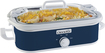 Crock-Pot - 3.5-Quart Crock Casserole - Blue