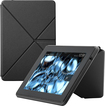 "Amazon - Standing Origami Case for Kindle Fire HD 7"" - Black"