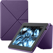 "Amazon - Standing Origami Case for Kindle Fire HD 7"" - Purple"