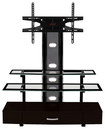 """Z-Line Designs - Sync 3-in-1 TV Mount System for Most Flat-Panel TVs Up to 60"""" - Black"""