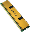 PNY - Optima 4GB PC3-10666 DDR3 DIMM Desktop Memory - Multi