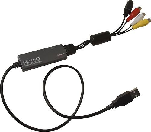 Hauppauge - USB-Live2 Analog Video Digitizer