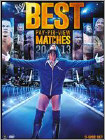 WWE: Best Pay-Per-View Matches 2013 (DVD) (3 Disc) (Eng) 2013