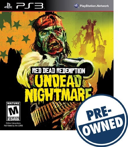 Red Dead Redemption: Undead Nightmare - PRE-Owned - PlayStation 3