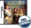 The Lord Of The Rings: Aragorn's Quest - Pre-owned - Nintendo Ds 2331884