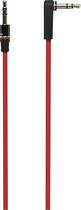 Beats by Dr. Dre - 4.5' 3.5mm Audio Cable - Red