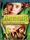Arthur & Invisibles 2 & 3: New Minimoy Adventure (dvd) 23400092