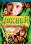 Arthur And The Invisibles 2 & 3: The New Minimoy Adventures (dvd) 23400092