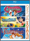 Anastasia / Ferngully / Thumbelina (blu-ray Disc) 5275444