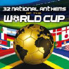 32 Anthems Of The World Cup - Cd - Various