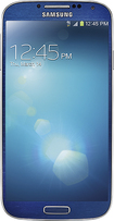 Samsung - Galaxy S 4 4G with 16GB Memory Cell Phone - Blue Arctic (AT&T)