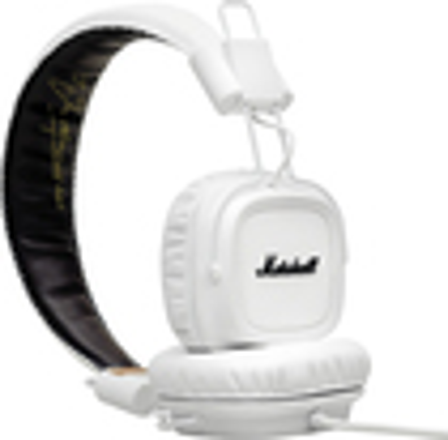 Marshall - Major On-Ear Headphones - White