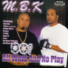 All Work & No Play - CD