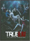True Blood: The Complete Third Season [5 Discs] (DVD) (Enhanced Widescreen for 16x9 TV) (Eng/Fre/Spa)