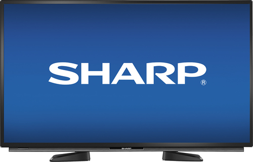 "Sharp 32"" Class (31.5"" Diag.) LED 1080p HDTV Black LC-32LB370U"