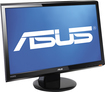 "Asus - 23"" Widescreen LCD Monitor - Black"