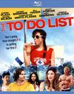The To Do List [includes Digital Copy] [ultraviolet] [blu-ray] 2359125