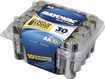 Rayovac - AA Batteries (30-Pack) - Silver/Blue