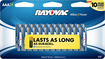 Rayovac - AAA Batteries (24-Pack) - Silver/Blue
