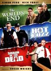 The World's End/hot Fuzz/shaun Of The Dead [3 Discs] (dvd) 2373007