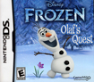 Disney Frozen: Olaf's Quest - Nintendo DS