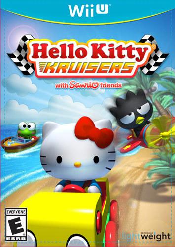 Hello Kitty: Kruisers with Sanrio Friends - Nintendo Wii U