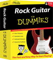 eMedia - Rock Guitar for Dummies Instructional CD - Multi