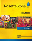 Rosetta Stone Version 4: German Level 1 - Mac|Windows