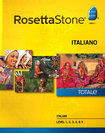 Rosetta Stone Version 4: Italian Level 1-5 Set - Mac|Windows