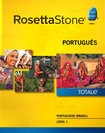 Rosetta Stone Version 4: Portuguese (Brazil) Level 1 - Mac|Windows