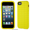 Speck - PixelSkin Case for Apple® iPhone® 5 and 5s - Lemongrass Yellow