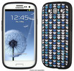 Speck - FabShell Case for Samsung Galaxy S III Cell Phones - FishyScales Blue