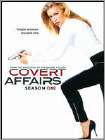 Covert Affairs: Season One [9 Discs] (DVD) (Enhanced Widescreen for 16x9 TV) (Eng)