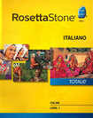 Rosetta Stone Version 4: Italian Level 1 - Mac|Windows