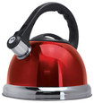 Better Chef - 3L Whistling Tea Kettle - Red