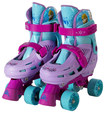 Bravo Sports - Disney Frozen Kids' Quad Roller Skates - Blue