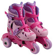 Bravo Sports - Disney Minnie Mouse Kids' Convertible 2-in-1 Skates - Pink