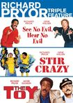 Richard Pryor Triple Feature: See No Evil, Hear No Evil/stir Crazy/the Toy [2 Discs] (dvd) 2394015