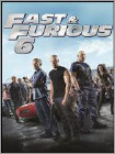Fast & Furious 6 (DVD) (Eng/Fre/Spa)