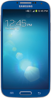 Samsung - Galaxy S 4 Cell Phone - Blue Arctic (Sprint)