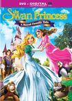 The Swan Princess: A Royal Family Tale [includes Digital Copy] [ultraviolet] [dvd] [eng/fre/spa] [2014] 24009268