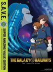 The Galaxy Railways: The Complete Series [s.a.v.e.] [4 Discs] (dvd) 24022684