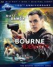 Bourne Identity [100th Anniversary] [includes Digital Copy] [blu-ray/dvd] [english] [2002] 24034022