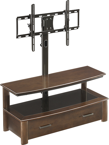 Whalen Furniture Open Box 3 In 1 Tv Stand For Flat Panel Tvs Up