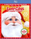 Santa Claus Is Comin' To Town [2 Discs] [blu-ray/dvd] 2411094