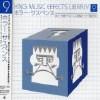 Music Effect Library V.9: Horror-Original Soundtrack Japan-CD