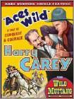 Aces Wild/Wild Mustang (DVD) (Black & White)